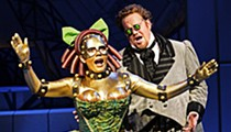 Wicked Good: Opera Theatre pulls out all the bizarre stops in mounting <i>The Tales of Hoffmann</i>
