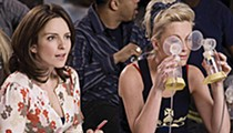 Nobody's Baby: Neither Tina Fey nor Amy Poehler seem the least bit invested in <i>Baby Mama</i>