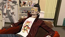 No More Heroes is hip, bloody, and indispensable