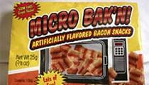 Micro Bakn! Artificially Flavored Bacon Strips