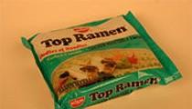 Top Ramen (Chicken Vegetable Flavor)