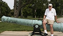 Cannon Fodder: The mystery of the Spanish gun in Forest Park