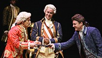 Wolfgang in Sheep's Clothing: The Rep ushers in its new season with stale old <i>Amadeus</i>