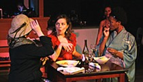 Distaff Inflection: Slightly Askew Theatre's Top Girls will befuddle — and enlighten — you