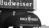 Rock of Ages: Tim Weber is helping to ring in a new era at the Old Rock House