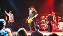 Cheap Trick, Rockford, Illinois' favorite sons, never surrender