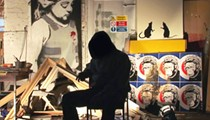 <i>Exit Through the Gift Shop</i> is a doc about street art, sort of. Brought to you by Banksy, kind of.