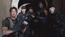 Sly and the family Stallone get nostalgic for their legacy of brutality in <i>The Expendables</i>