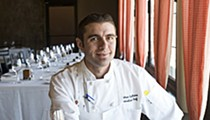 Josh Almighty: New chef Josh Galliano takes Monarch to regal heights