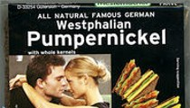 Mestemacher All Natural Famous German Westphalian Pumpernickel with Whole Kernels