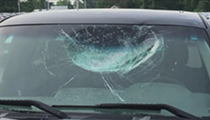 Oh Cool, Some Lunatic Is Throwing Bowling Balls at Moving Cars in St. Louis