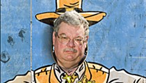 Mavericky!: Alderman and ex-cop John Hoffmann aims to rid Town & Country of dirty rotten four-flushers, varmints and deer