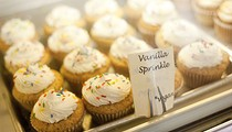 Sweet Toothsome: SweetArt is rightly famous for its cupcakes and for its veggie burger