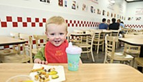 Patties Take the Cake: Five Guys brings burger glory to Town & Country