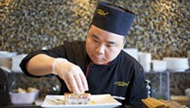 Yagu Asian Fusion is too flashy for its own good