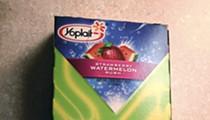 Fizzix Fizzy Yogurt Snack