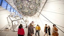Featured Art Review: <i>Tomas Saraceno: Cloud-Specific</i>
