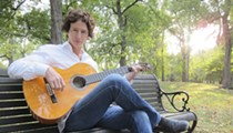 Dirty: Flamenco guitarist Lliam Christy staves off perfection