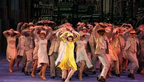 We're Not in Kansas Any More: The Muny season whirls in with <i>Thoroughly Modern Millie</i>