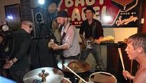 2011 RFT Music Awards Winners: Best Rock Band: Kentucky Knife Fight