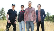 Two of Hearts: David Lowery pulls double duty in Cracker and Camper Van Beethoven on their semi-annual barnstorming tour