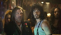 Here's Tom Cruise as a hair-metal god and hair metal as un-awful in <i>Rock of Ages</i>