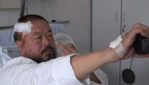 Even China can't shut up artist/gadfly Ai Weiwei
