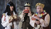 <i>The Complete Works of William Shakespeare (abridged)</i> is a Barrel of Laughs (and a Bucket of Barf)