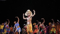 Pride and Headdresses: The Disney tale is a favorite, but it's the wardrobe that dazzles most in <i>The Lion King</i>