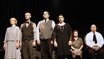 Sad Sacked: Numbing marriage + untimely firing + murder = <i>Adding Machine: A Musical</i>