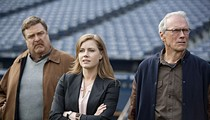 Eastwood's return is a decidedly slow-pitch affair in <i>Trouble With the Curve</i>