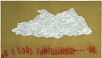 In the Galleries - White Cloud Lament CLOSES October 21 at the Artists' Guild