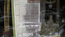 Subterranean Books Holiday Open House