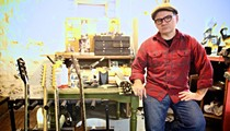 The Fixer: Dave Anderson's one-stop guitar shop