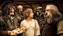 <i>The Hobbit</i> gets neither there nor back again