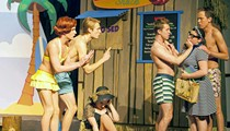 Sand, Surf and Psychosis: <i>Psycho Beach Party</i> mines the pop-culture scrap heap for theater gold