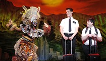 The Book of Mormon: You'll laugh, you'll cry, you'll fumigate your nutsack