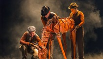Steedy As She Goes: War Horse will amaze — and test your endurance