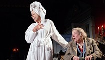 Droll with the Punches: National Theatre Live presents Alan Bennett's <i>People</i> at the Tivoli