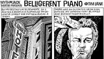 Belligerent Piano: Episode One-Hundred-Twenty
