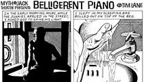 Belligerent Piano: Episode One-Hundred-Twenty-One