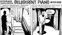 Belligerent Piano: Episode One-Hundred-Twenty-Three