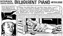 Belligerent Piano: Episode One-Hundred-Twenty-Eight