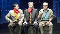 Old Jews Telling Jokes: New Jewish Theatre's production is exactly that – and funny, too