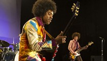 Electric Ladyland: Andr&eacute; Benjamin is Hendrix, but the women make <i>Jimi</i>