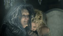 Near Myth: <i>Into the Woods</i> sometimes soars &mdash; but also dithers