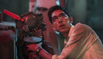 In the Oddly Emotional <i>Chappie</i>, Humans Are Weirder Than the Rapping Robot