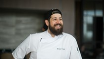 Michael Fricker of Cinder House Feels Like an Oyster