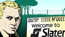 Steve McQueen's Missouri Years, an Illustrated History