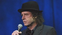 And Now for a Deadpan Interview with Steven Wright